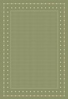 Циновка Balta Fondo 4840/041 (80x150, зеленый) -