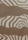 Ковер Haskaplan Lucia 459 (80x150, бежевый/белый) -