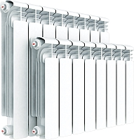 Радиатор алюминиевый Rifar Alum 350 (2 секции) -