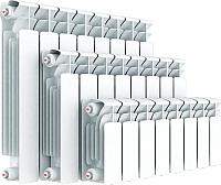 Радиатор биметаллический Rifar Base 200 (2 секции) -