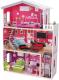 Кукольный домик Eco Toys Малибу с лифтом 4118 -