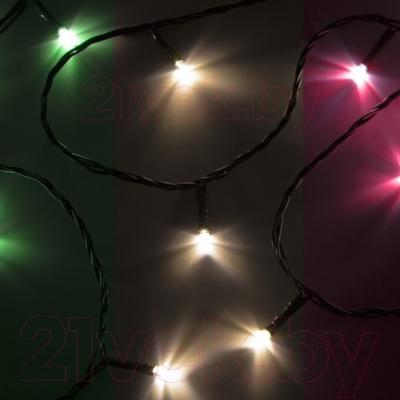 Светодиодная гирлянда Neon-Night Твинкл Лайт 303-059 гирлянда светодиодная neon night твинкл лайт 25 led свечение синее 4 м 303 013