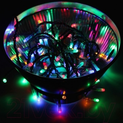 Светодиодная гирлянда Neon-Night Твинкл Лайт 303-139 гирлянда светодиодная neon night твинкл лайт 25 led свечение синее 4 м 303 013
