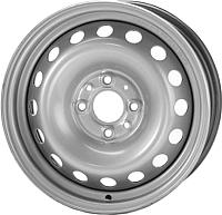 Штампованный диск Trebl 6355 5.5x14 4x108мм DIA 63.3мм ET 37.5 мм S -