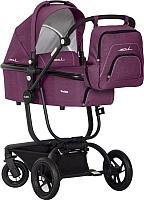 Детская универсальная коляска EasyGo Soul 2 в 1 (Purple) -