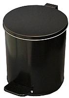 Мусорное ведро Титан Мета 7л (черный) -