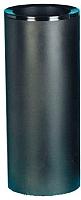 Мусорное ведро Титан Мета 250 (черный) -
