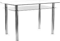 Обеденный стол Signal Rodi (черный) -