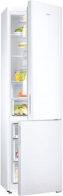 Холодильник с морозильником Samsung RB37J5000WW