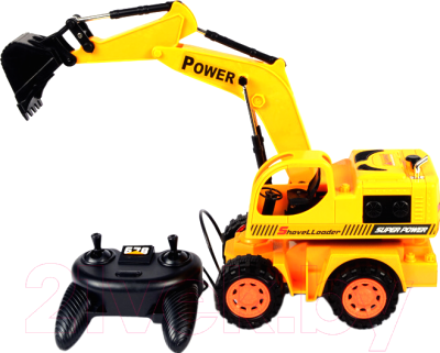 Игрушка на пульте управления Cheetah Toys Экскаватор 8020E