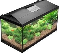 Аквариумный набор Aquael Set Leddy / 113265 (черный) -