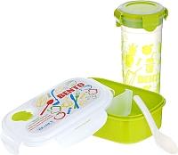 Набор контейнеров Bradex Bento Kids TK 0051 -