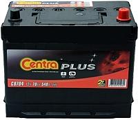 Автомобильный аккумулятор Centra Plus CB704 (70 А/ч) -