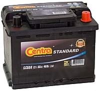 Автомобильный аккумулятор Centra Standard CC550 (55 А/ч) -
