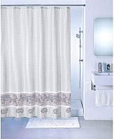 Шторка-занавеска для ванны Milardo SCMI 012P -