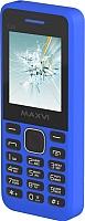 Мобильный телефон Maxvi C20 (синий) -