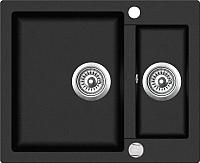 Мойка кухонная Teka Clivo 60 S-TQ / 40148030 (оникс) -