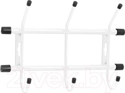 Вешалка для одежды Ника ВН3 (белый)