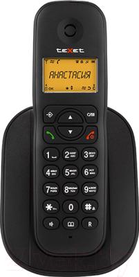 Беспроводной телефон Texet TX-D4505A