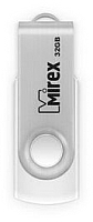 Usb flash накопитель Mirex Swivel White 32GB (13600-FMUSWT32) -