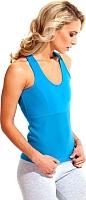 Майка для похудения Bradex Body Shaper SF 0138 (ХХХL, голубой) -
