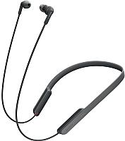 Наушники-гарнитура Sony MDR-XB70BTB (черный) -