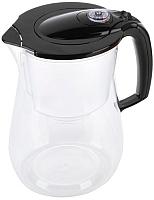 Фильтр питьевой воды Аквафор Прованс (черный) -