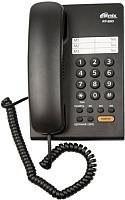 Проводной телефон Ritmix RT-330 (черный) -