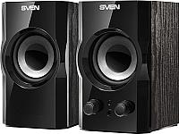 Мультимедиа акустика Sven SPS-606 (черный) -