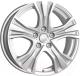 Литой диск K&K Audi (KC673) 17x7,0 5x112мм DIA 66,6мм ET 46мм (серебристый) -
