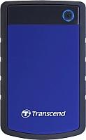 Внешний жесткий диск Transcend StoreJet 25H3B 2TB (TS2TSJ25H3B) -
