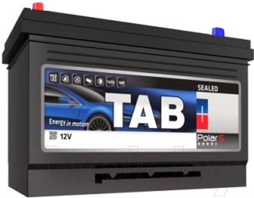 Автомобильный аккумулятор TAB Polar S Asia 45 JL / 246545