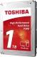 Жесткий диск Toshiba P300 1TB (HDWD110UZSVA) -