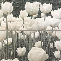 Панно Tubadzin Sabaudia Flower (448x448) -