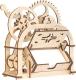 Сборная модель Ugears Механическая шкатулка 70001 -