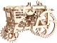 Сборная модель Ugears Трактор 70003 -