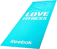 Коврик для йоги и фитнеса Reebok RAMT-11024BLL -