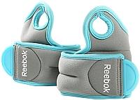 Комплект утяжелителей Reebok RAWT-11070BL (500гр) -