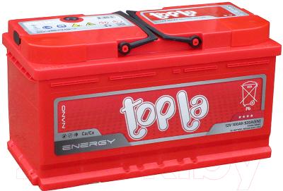 Автомобильный аккумулятор Topla Energy 108400