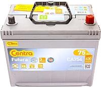 Автомобильный аккумулятор Centra Futura CA754 (75 А/ч) -