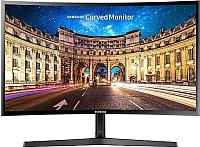 Монитор Samsung C27F396FHI (LC27F396FHIXRU) (черный) -
