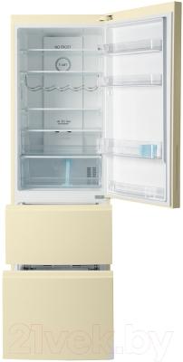 Холодильник с морозильником Haier A2F635CCMV
