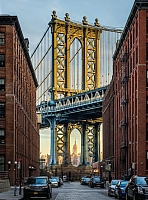 Фотообои Komar Brooklyn XXL2-013 (184x248) -