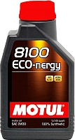 Моторное масло Motul 8100 Eco-nergy 0W30 / 102793 (1л) -
