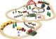 Железная дорога игрушечная Brio Загородная жизнь 33516 -