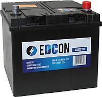 Автомобильный аккумулятор Edcon DC60510R (60 А/ч) -