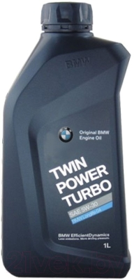 Моторное масло BMW TwinPower Turbo Longlife-01 5W30 /  83212465843 (1л)