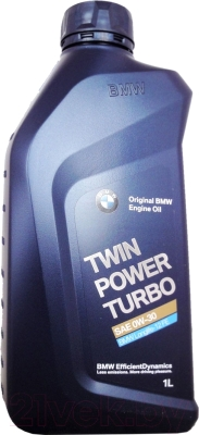 Моторное масло BMW TwinPower Turbo Longlife-12 FE 0W30 / 83212365935 (1л)