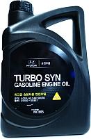 Моторное масло Hyundai/KIA Turbo SYN Gasoline 5W30 / 0510000441 (4л) -