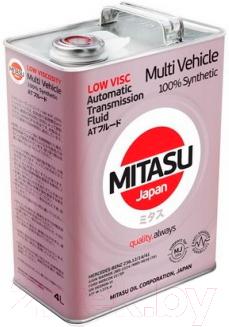 Трансмиссионное масло Mitasu Low Viscosity MV ATF / MJ-325-4